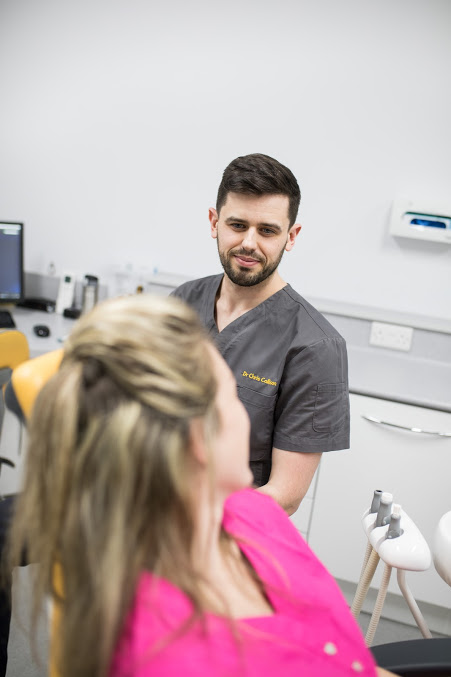 Chris Caliston dentist