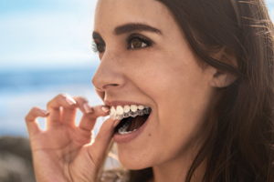 stay active with invisalign